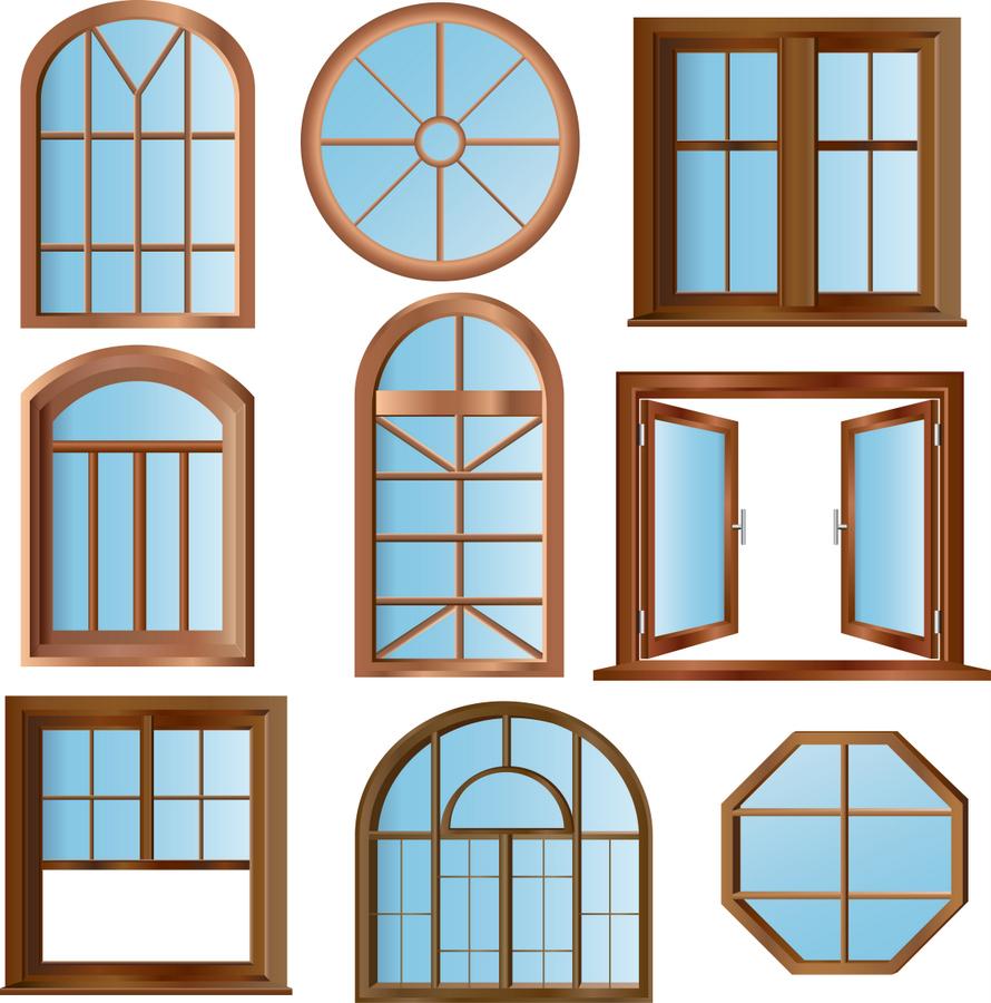Нестандартные окна как сделать 513